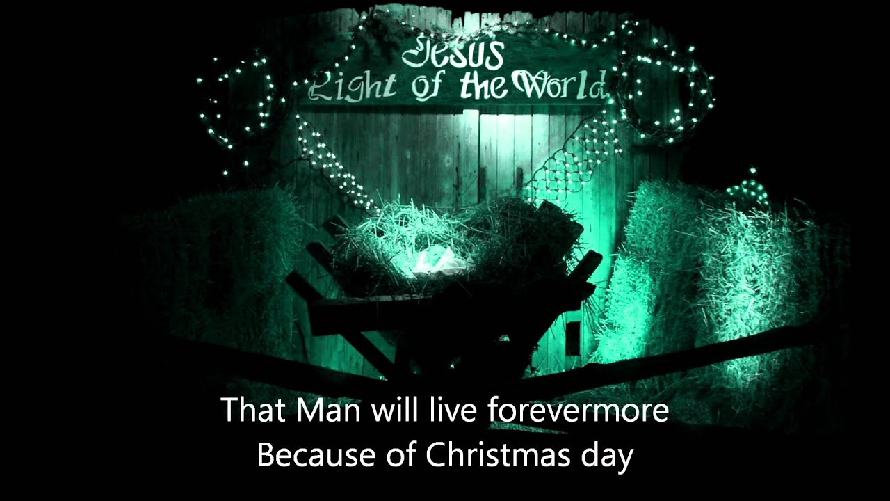 Jesus Was Born On Christmas Day (Harry Belafonte) - YouTube