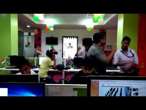 BEST INDIAN OFFICE HARLEM SHAKE EVER!!