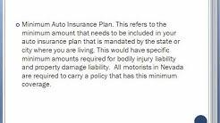 Compare Car Insurance Quotes For Carson City Nevada