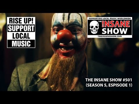 The Insane Show #501 (Season 5, Episode 1)