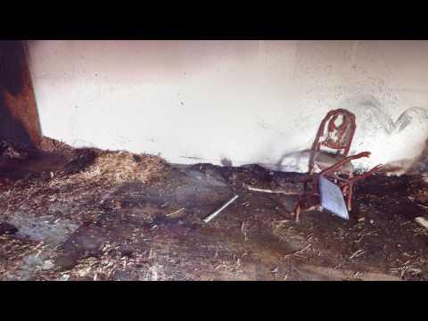 GrandPrairie FD Post Fire Interior video Fly Through