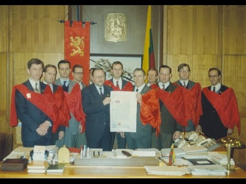 The independence of Lithuania, Russia 1990 - III