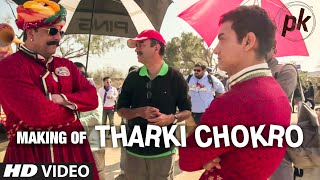 Download Exclusive: Making of 'Tharki Chokro'  Song | Aamir Khan, Sanjay Dutt | PK MP3 song and Music Video