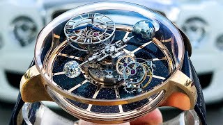 Astronomia Watches from Jacob & Co - OMG!