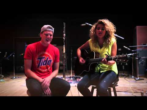 Roar by Katy Perry (Acoustic Cover) - Tori Kelly & Scott Hoying