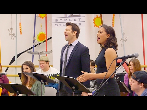 Andy Karl and the Stars of Groundhog Day Perform Songs From the ...