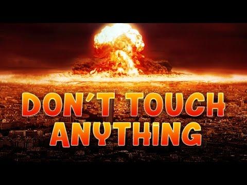 Don't Touch Anything !!! (Mini-jeu avec Bob Lennon)