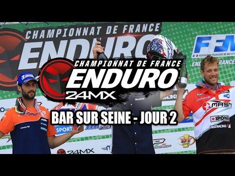 Enduro : Bar/ Seine - Resumé Dimanche