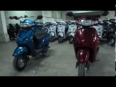 Scooterfest Honda Activa 3g 2017 Walkaround Price Mileage Etc You