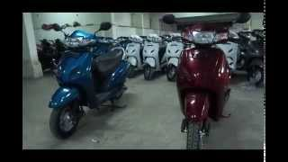 #ScooterFest: Honda Activa 3G 2015 Walkaround (price, mileage, etc.)