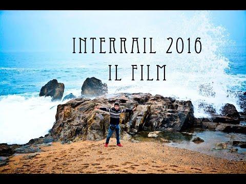 Interrail 2016 - A Lonely Trip through 16 Countries (7181 km) [English Subtitles]
