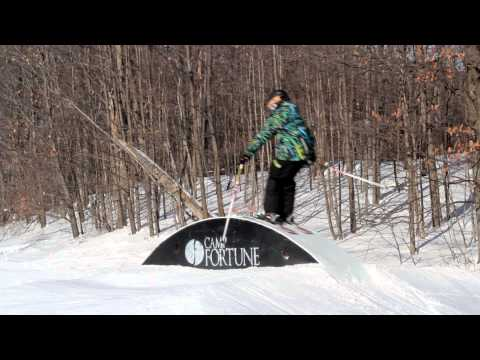 Camp Fortune Centre de ski Ski centre Chelsea Québec (Ottawa Gatineau)