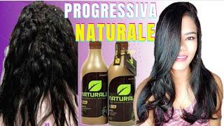 Progressiva Naturale- Passo a passo da aplicação
