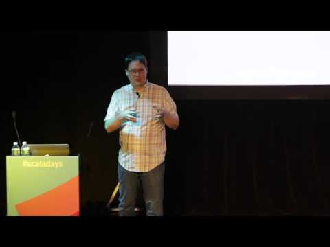 Domain Driven Design and Onion Architecture in Scala  - by Wade Waldron