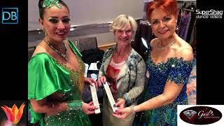 A Cheeky Chat with Chris Johnston! Gail Komar! Gail's Diamond Exchange!