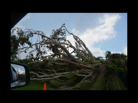 Hurricane Irma 4 n 5 days after storm slideshow