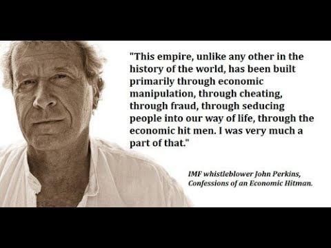 John Perkins - Confessions Of An Economic Hitman Fmr CIA Zeitgeist Documentary Interview Edit