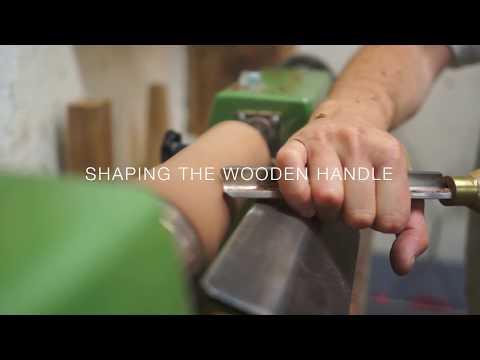 ZURIGA wooden handle