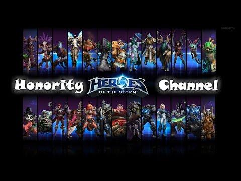 видео: stream - heroes of the storm - #1. Новое начало. ОБТ. В гостях Дакота