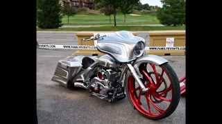 Gambar cover Hot Bike Tour Day 6 DK Custom Products Riding to Wisconsin Dells