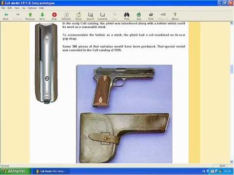 M1911 – A Brief Overview