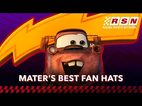 Mater's Best Fan Hats in Cars | Racing Sports Network by Disney•Pixar Cars Mp3