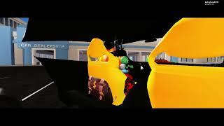Tesla roadster custom review | Roblox vehicle simulator