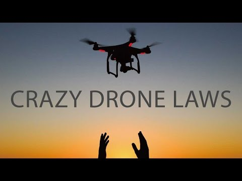 Filmmaking Times Live Ep. 6 - Crazy Drone Laws!