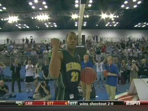 Marqus Blakely - 2010 State Farm College Slam Dunk Competition