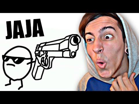asdfmovie: HUMOR ABSURDO – Video Reacción