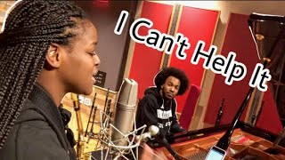 I Can't Help It - Cover by Maxwell Estis & Ariana Stanberry