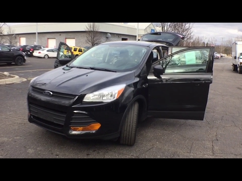 2014 Ford Escape Clarkston, Waterford, Lake Orion, Grand Blanc, Highland, MI UC70159A