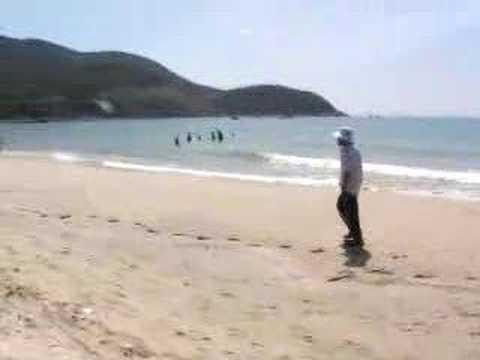Cam Ranh Bay: Ba Ngoi Beach (2006)