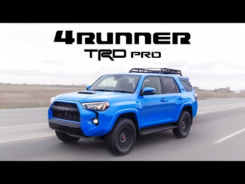 2019 Toyota 4Runner TRD Pro Review - Updated But Still Refreshingly Simple