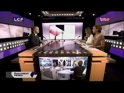 Invité : Bruno Le Roux - Parlement hebdo (12/07/2013)