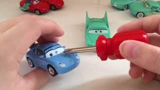 Disney Pixar cars 3 R.S. Classics Flo diecast review