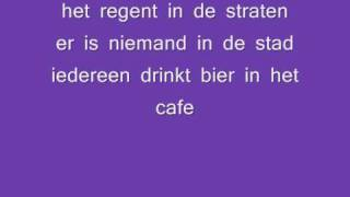 De Dijk - Niemand in de stad