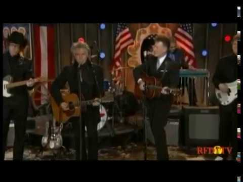 Lyle Lovett & Marty Stuart  Pancho and Lefty