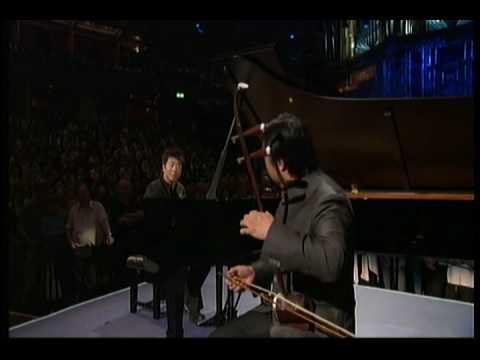 Guo-Ren Lang and Lang Lang encores at Royal Albert Hall
