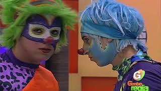 zabalito y su show de payasos en GENTE REGIA