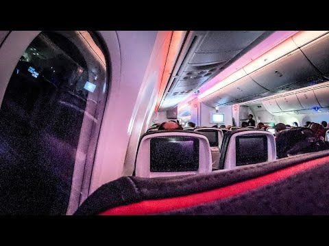 What's It Like To Fly On An Air Canada 787-9 From LAX To YYZ?