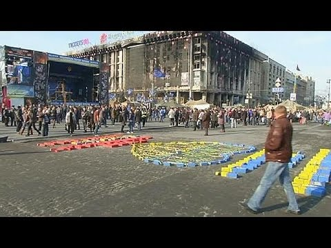 Reactions form Kyiv as the EU-Ukraine association agreement is signed