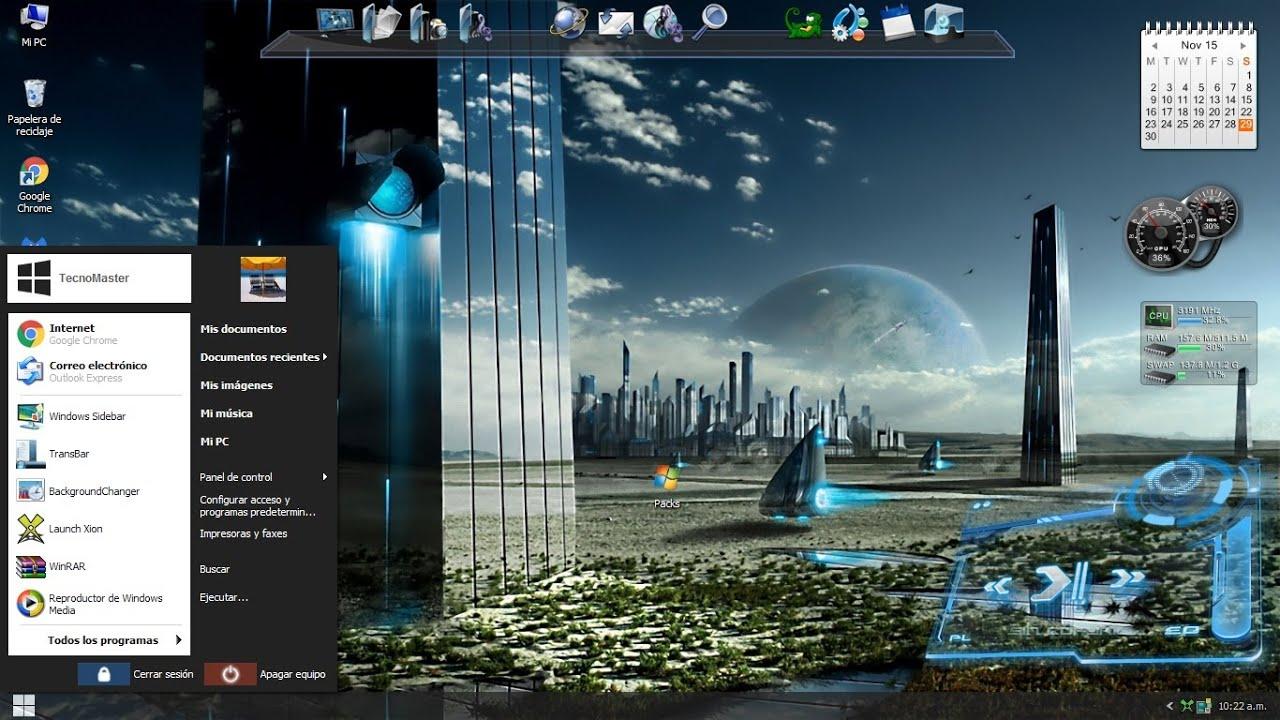 Windows mini os review solucion de bugs y recomendacion de for Affichage fenetre miniature windows 7