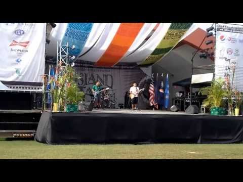Tai' Na'an performs at Guam Micronesia Island Fair 2013