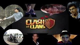 Clash Of Clans😈😈😈 | Full Roast | By bey yarrr | For Clash Of Clan's Lovers | C.O.C.