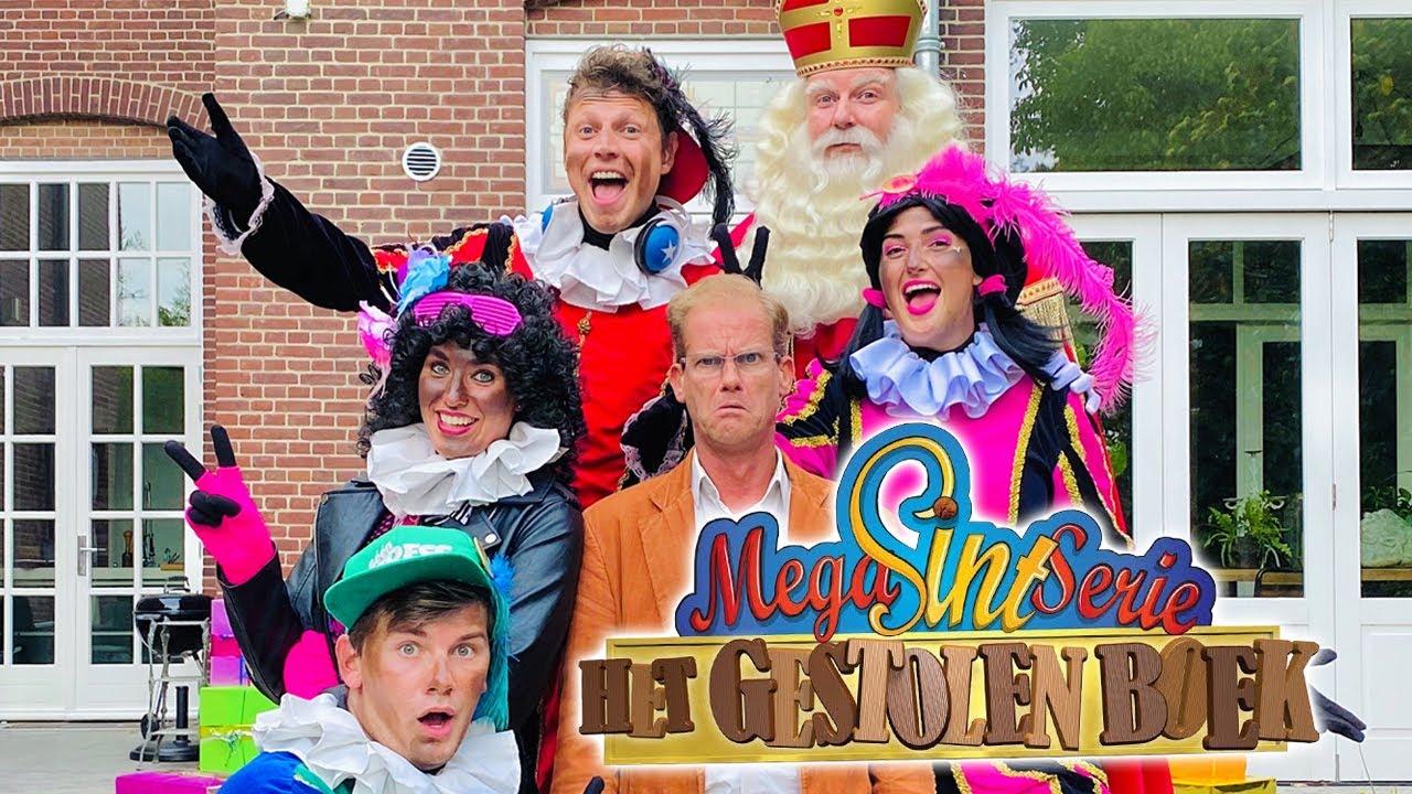 Download VOLLEDIGE SERIE / FILM: De Mega Sint Serie 2017 - Party Piet Pablo & Love Piet