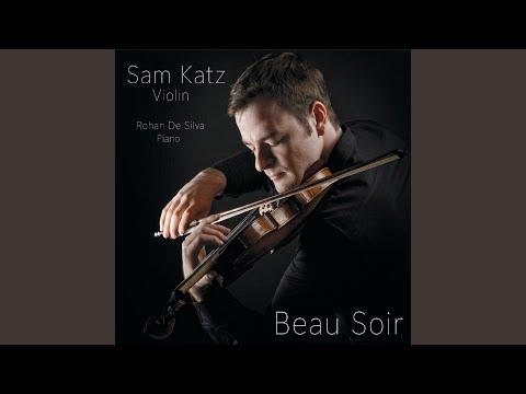 Sonata for Violin & Piano in A Major: II. Allegro