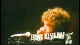 Bob Dylan live in Hong Kong April 12, 2011