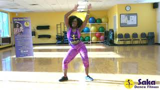 Saka ® Core Fit with Patrice D'Evans | Dance Fitness