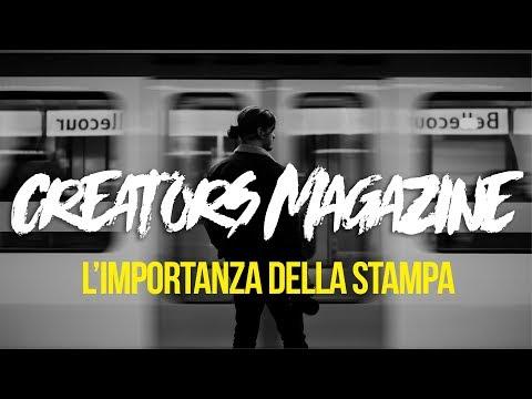 L'importanza della STAMPA FOTOGRAFICA CARTACEA - Creators Magazine